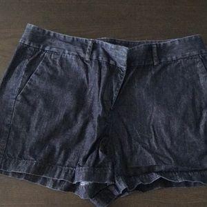 VGUC Ann Taylor Loft Denim Shorts Size 12